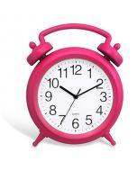 שעון קיר ORLOG ורוד