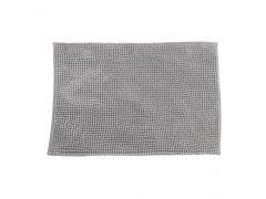 שטיח אמבטיה קלאסיק אפור בהיר