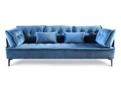 ספה תלת מושבית CINDY כחול