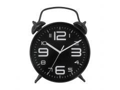 שעון קיר RETORIC שחור