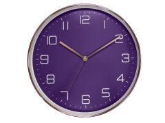 שעון קיר LORDI סגול