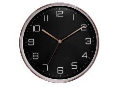 שעון קיר LORDI שחור