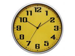 שעון קיר YELLOWSH צהוב