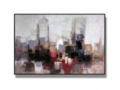 ציור THE CITY