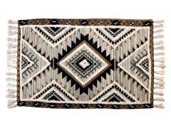 """שטיח ORGANIC נייבי במידה 150X200 ס""""מ"""