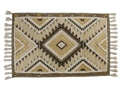 """שטיח ORGANIC  גולד במידה 100X150 ס""""מ"""