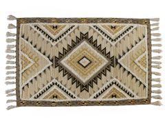 """שטיח ORGANIC גולד במידה 150X200 ס""""מ"""