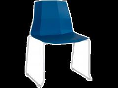 כסא אורח HANS כחול